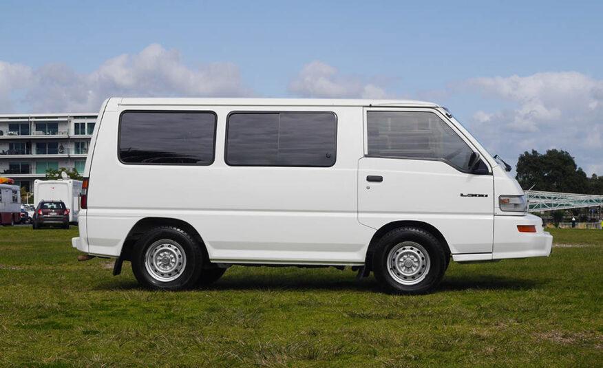 2014 Mitsubishi L300 SWB 2.4L Petrol