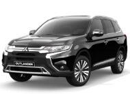 Mitsubishi Outlander VRX Diesel 4wd