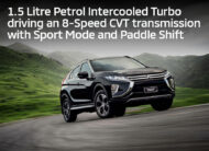 2020 Mitsubishi Eclipse Cross Black Edition