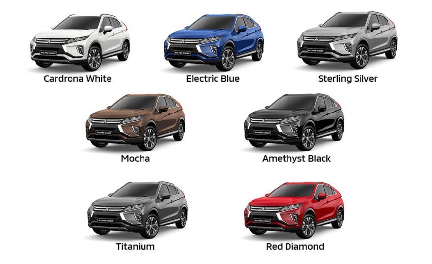 2020 Mitsubishi Eclipse Cross XLS 2WD