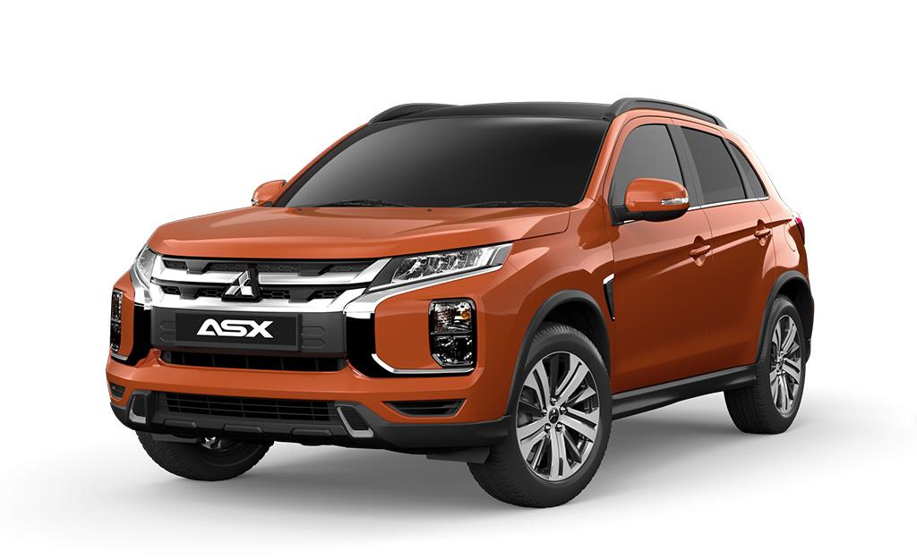Mitsubishi ASX VRX