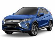Mitsubishi Eclipse Cross VRX 2WD blue