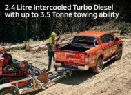 2019 Mitsubishi Triton GLX-R Double Cab 2WD Manual
