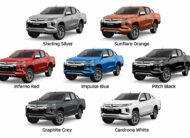 2021 Mitsubishi Triton VRX Double Cab 4WD Auto