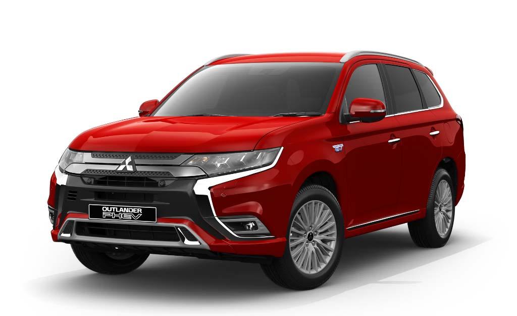 Mitsubishi Outlander PHEV VRX