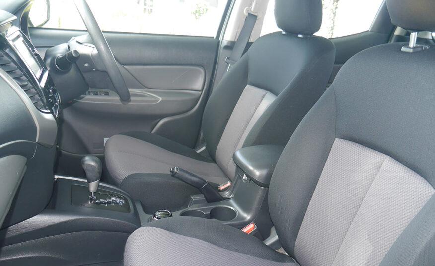 2015 Mitsubishi Triton GLX 4WD Auto