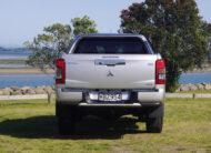 2019 Mitsubishi Triton VRX Double Cab 4WD Auto