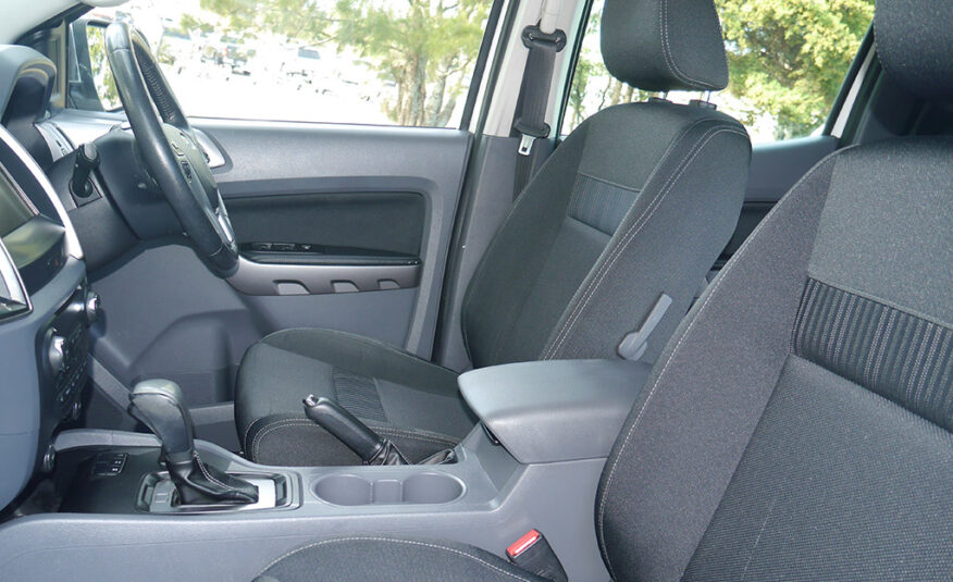 2015 Ford Ranger XLT 4WD  6-Speed Auto