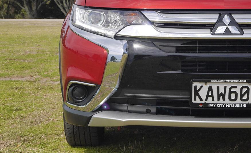 2016 Mitsubishi Outlander LS 2.0L Petrol 2WD 7 Seater