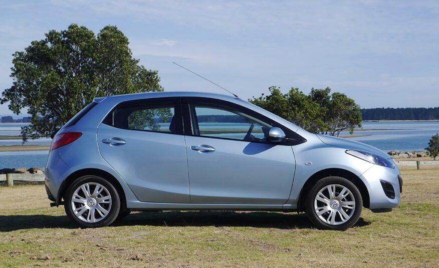 2011 Mazda 2 Classic 1.5 Litre Petrol