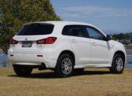 2012 Mitsubishi ASX LS 2WD 2.0 Litre Petrol