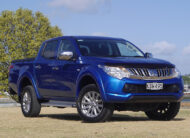 2016 Mitsubishi Triton GLX-R 2.4L Diesel Turbo Manual 6 Speed