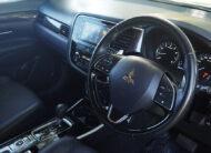 2017 Mitsubishi Outlander VRX 4WD 7 Seater 2.4L Petrol