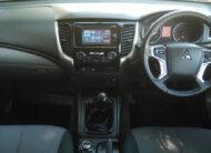 2017 Mitsubishi Triton GLX-R 2.4L Diesel 4Wd 6 Speed Manual