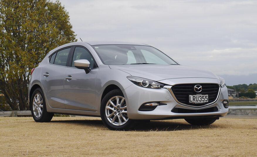 2018 Mazda 3 LRU355