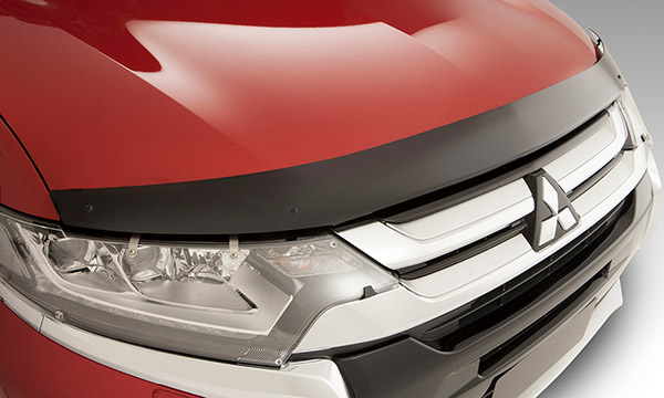 Eclipse Cross bonnet protector