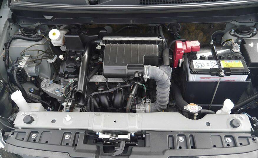 2016 Mitsubishi Mirage XLS 1.2L Petrol CVT Automatic