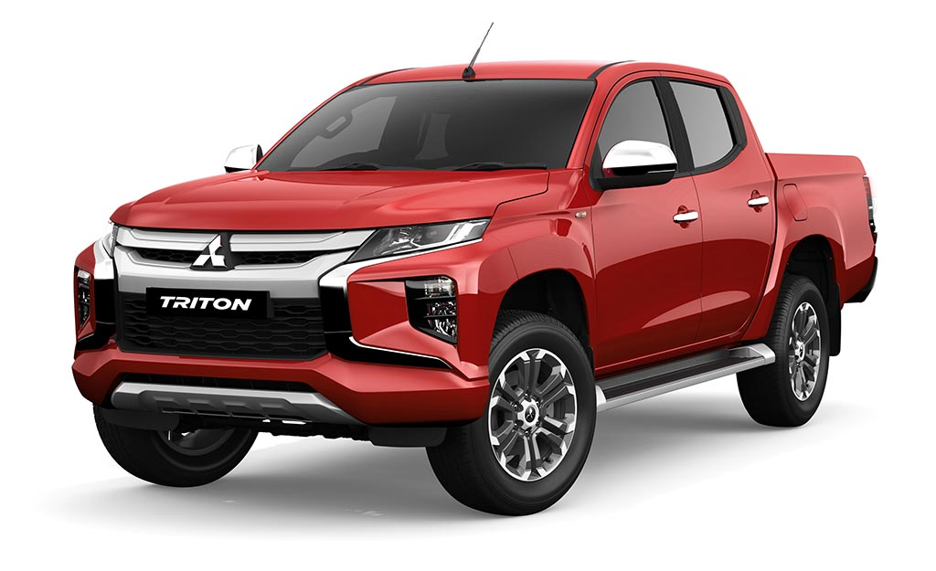 2020 Mitsubishi Triton GLX-R Double Cab 2WD Auto - Bay ...