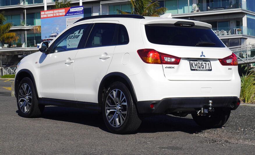 2017 Mitsubishi ASX XLS 2.3L Diesel 4WD Auto