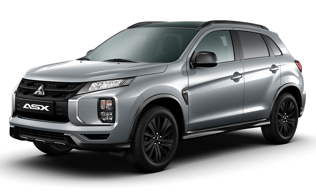 Mitsubishi-ASX-Black-Edition-Sterling-Silver