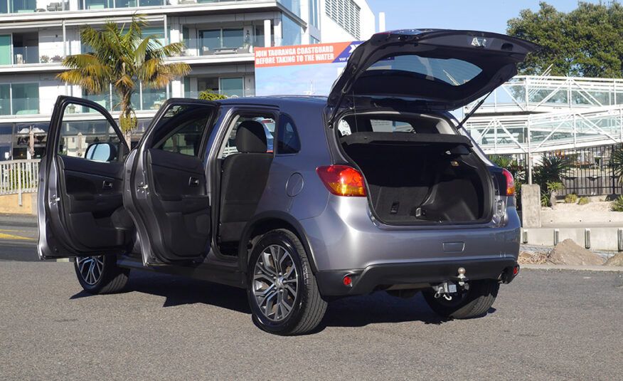 2016 Mitsubishi ASX XLS 2WD 2.0L Petrol