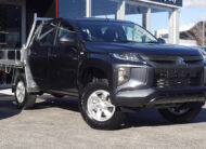 2020 Mitsubishi Triton GLX Chassis 4WD 6 Speed Manual