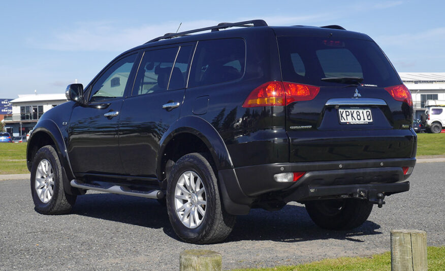 2013 Mitsubishi Challenger Exceed 4WD 2.5L Turbo Diesel Auto