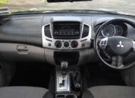 2014 Mitsubishi Triton GLX 2.5L Diesel Turbo 4WD Auto