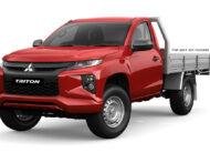 2020 Mitsubishi Triton GLX Cab Chassis 2WD 2.4L Diesel Turbo Auto