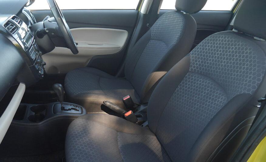 2013 Mitsubishi Mirage LS 1.2L Petrol Automatic
