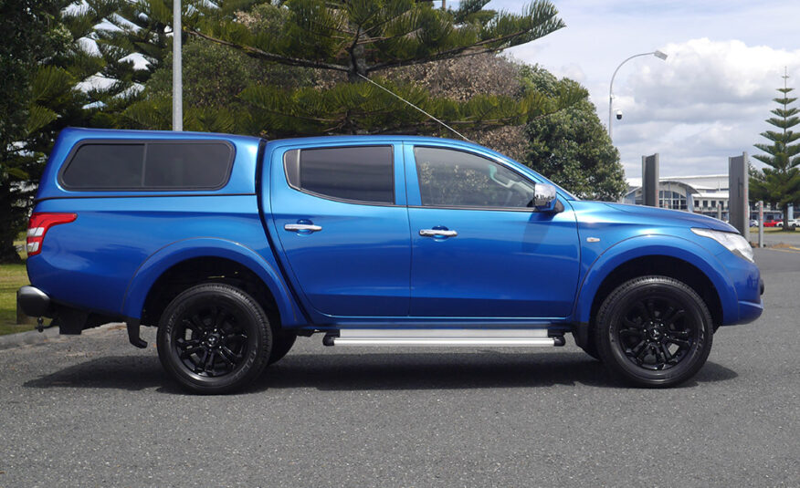 2015 Mitsubishi Triton GLXR 2WD 2.4L Diesel Turbo 6 Speed Manual