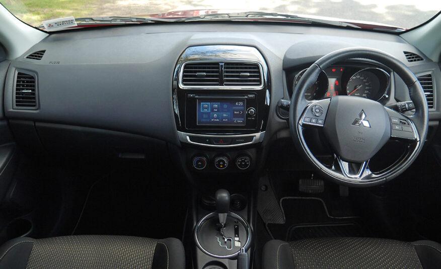 2015 Mitsubishi ASX XLS 2.0L 2WD Petrol Automatic