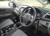 2016 Mitsubishi Triton GLX Single Cab Flatdeck 2.4L Diesel Turbo