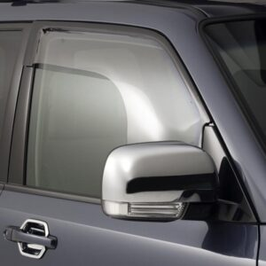 Pajero Weather Shield Right Side