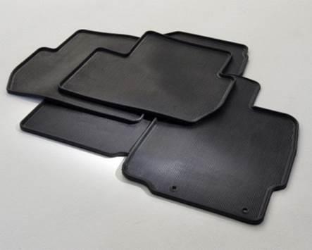 JCMZ350007 Custom Rubber Mat Set