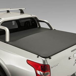 JCMZ350509 Tonneau Cover Flush Fit Double Cab for Sports Bar