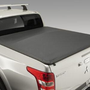 JCMZ350510 Tonneau Cover - Soft, Flush Fit - Double Cab