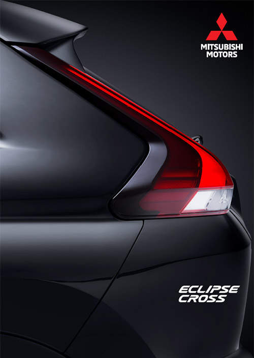 Eclipse Cross MY21 Brochure Cover