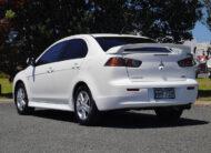 2014 Mitsubishi Lancer GSR 2.0L Petrol Auto