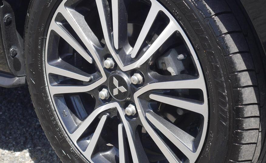 2017 Mitsubishi Mirage XLS 1.2L Petrol CVT Automatic