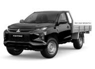 2021 Mitsubishi Triton GLX Single Cab Chassis 4WD 2.4L Diesel Turbo Auto