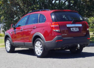 2018 Holden Captiva LS Equipe 2.4L Petrol 7 Seater Automatic