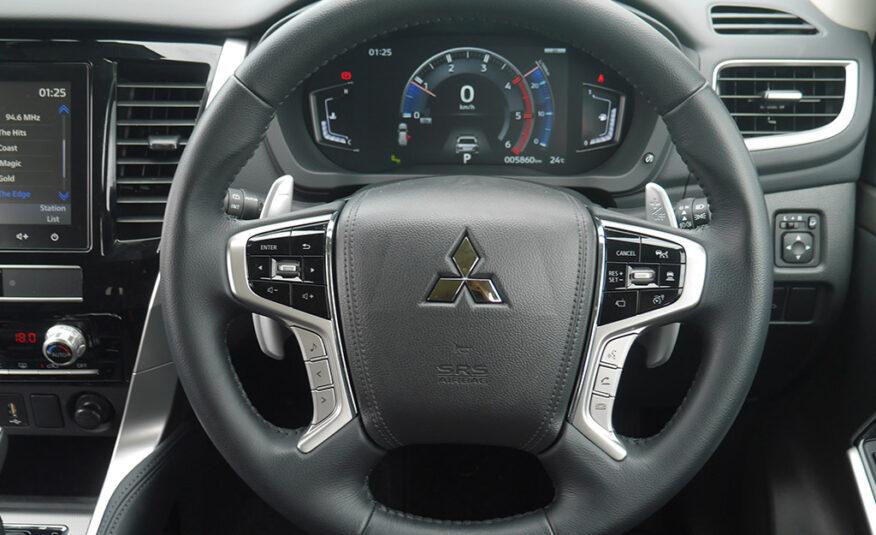 2020 Mitsubishi Pajero Sport VRX