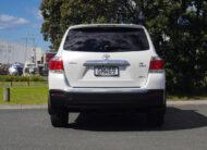 2012 Toyota Highlander Ltd 3.5L Petrol 4WD Automatic