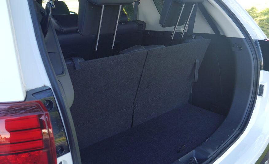 2020 Mitsubishi Outlander VRX 4WD Petrol