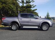 2017 Mitsubishi Triton GLXR 2.4L 2WD Diesel Turbo 6 Speed Manual