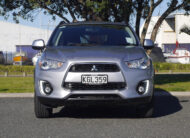 2017 Mitsubishi ASX XLS 2.3L Diesel 4WD 6-Speed Automatic