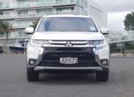 2016 Mitsubishi Outlander VRX 2.3L Diesel 4WD 6 Speed Auto